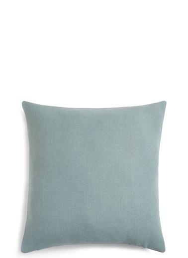 Marks & Spencer Düz Renk Yastık Mavi
